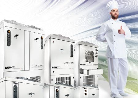 Nemox Ice Cream Machines Professional
