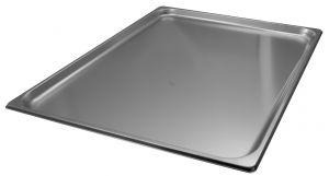 GST2/1P020 contenedores Gastronorm 2 / 1 h20 mm de acero inoxidable AISI 304