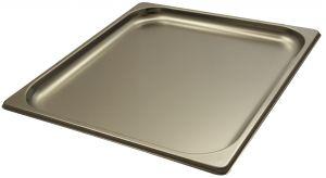 GST2/3P020 Récipient Gastronorm 2 / 3 h20 en acier inox AISI 304