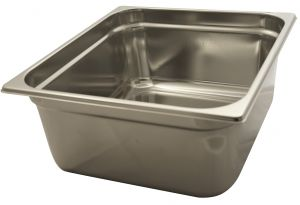 GST2/3P150 Gastronorm Container 2 / 3 h150 stainless steel AISI 304