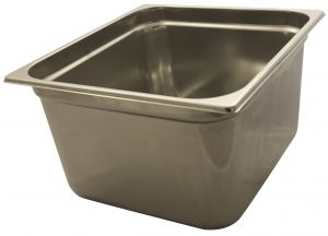 GST2/3P200 Gastronorm Container 2 / 3 h200 stainless steel AISI 304