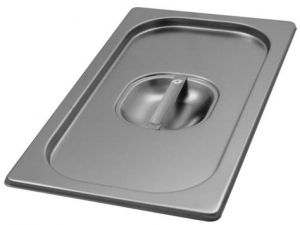 CPR1 / Cover 3 1 / 3 in stainless steel AISI 304