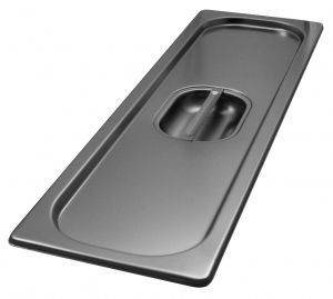 CPR2 / 4 Cover 2 / 4 in stainless steel AISI 304