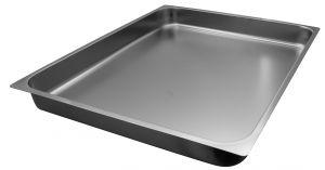 FNC2/1P065 Gastronorm 2 / 1 H65 bord plat
