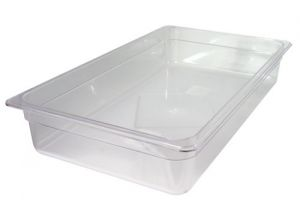 GST1/1P200P Gastronorm Container 1 / 1 h200 polycarbonate