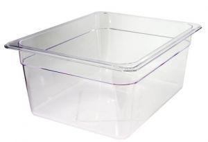 GST1/2P100P contenedores Gastronorm 1 / 2 H100 policarbonato