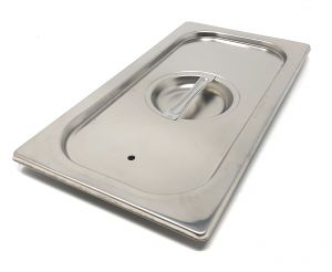 CPR1/3T cover 1 / 3 in stainless steel AISI 304 with sealing gasket