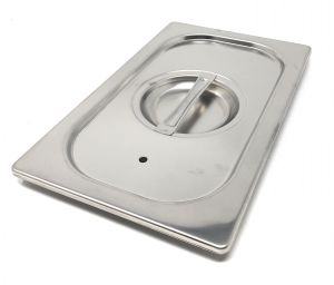 CPR1/4T cover 1 / 4 in stainless steel AISI 304 with sealing gasket