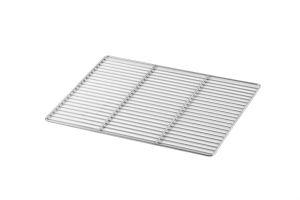 GSTGR2i Grid para GN 2 / 1 en acero inoxidable AISI 304
