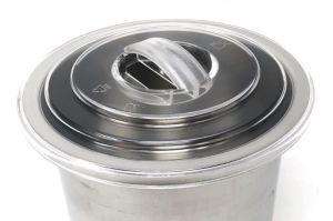 CPLEXMC Plexiglass cover for mini carapina