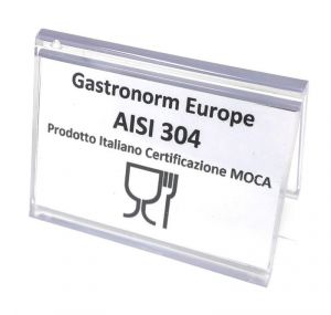 MOCA-CERT Placard to indicate MOCA products certification