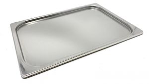 VGCOP3625 Stainless steel lid for ice cream tray dim. 360X250mm