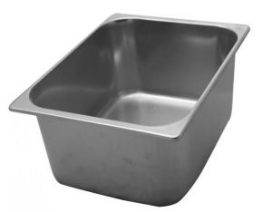 VG362518 stainless steel tubs 360x250x H180 mm