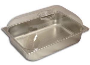 VGCV010 tapa de policarbonato transparente para bañeras dim.360x250 mm