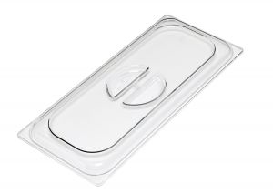 VGCV03 Polycarbonate lid 330x165 mm