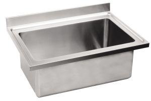 LV7034 Top lavello in acciaio inox AISI 304 dim.1600X700 TV vasca grande