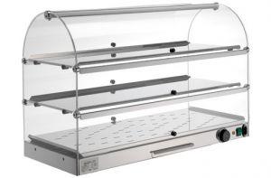 VET7035 - Heated Showcase - 3 floors, dim. 80X35X54