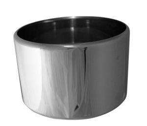 VGCV00-2 Mezza carapina in acciaio inox professionale per banchi a pozzetto