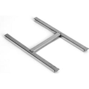 TIM VG-16 steel support Support for trays at H 165x 165 mm