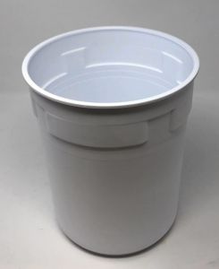 VGCV00-PS Polystyrene carapine mm 200x240 h single use